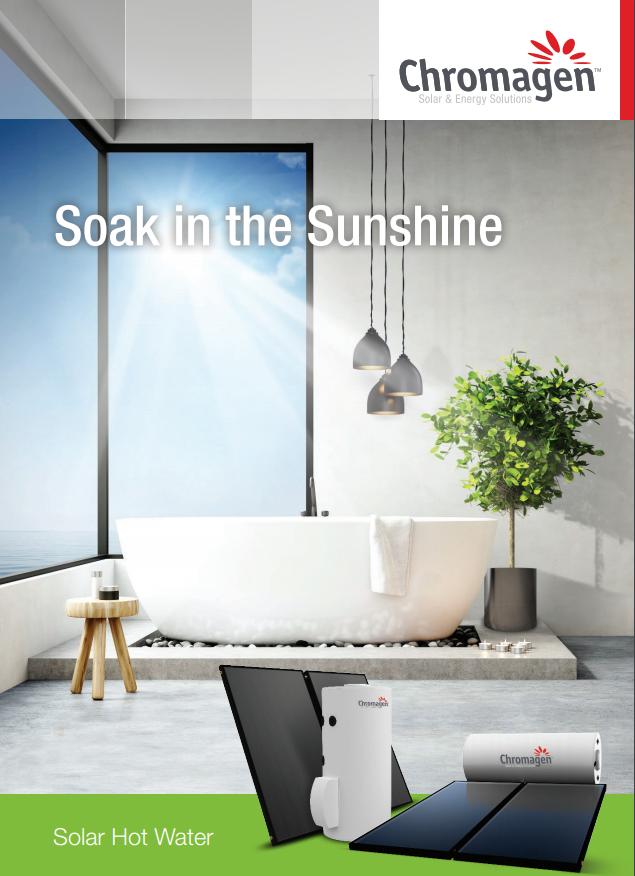 Chromagen-SolarHotWater